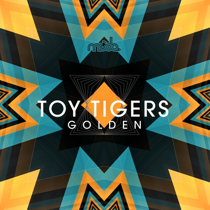 TOY TIGERS - Golden