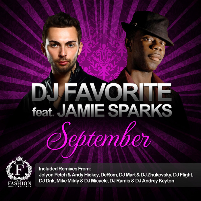 DJ FAVORITE feat JAMIE SPARKS - September