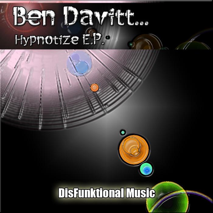DAVITT, Ben - Hypnotize EP