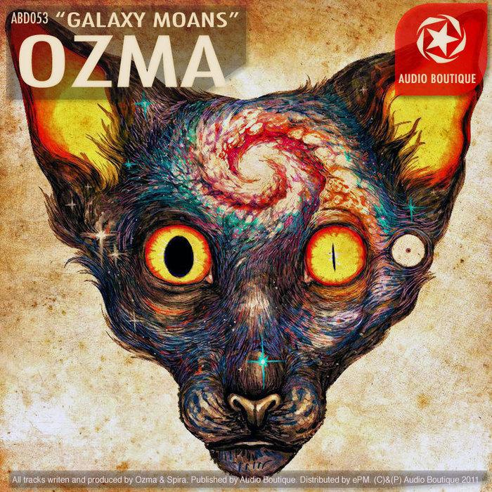 OZMA - Galaxy Moans