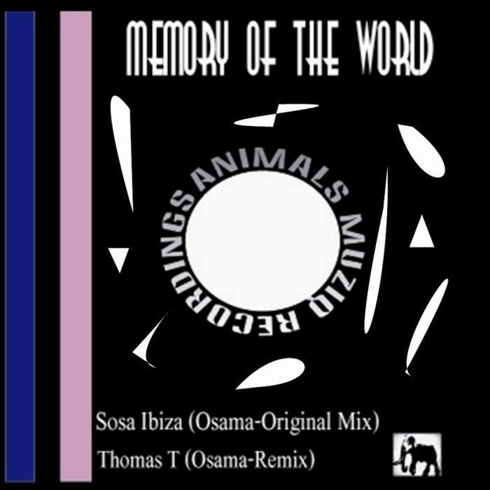 SOSA IBIZA - Memory Of The World