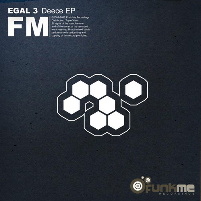 EGAL 3 - Decee EP