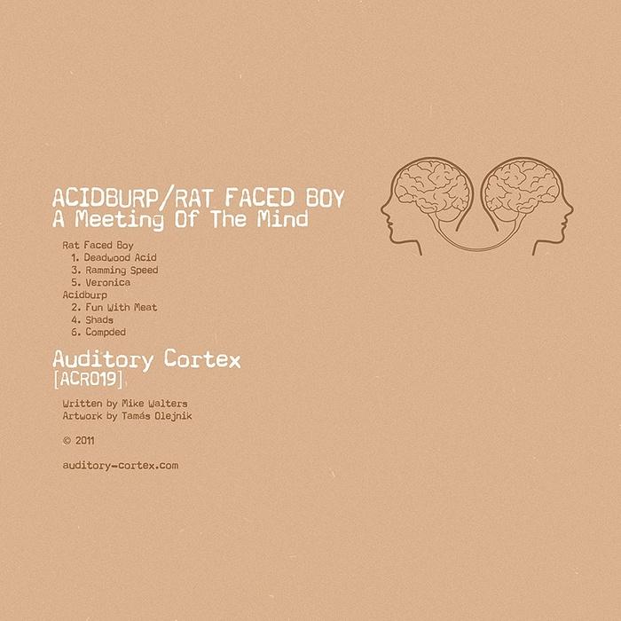 ACIDBURP & RAT FACED BOY - A Meeting Of The Mind