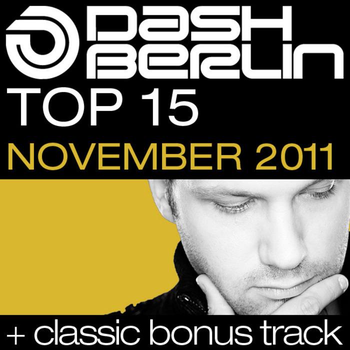 DASH BERLIN/VARIOUS - Dash Berlin Top 15 November 2011