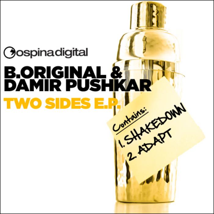 B ORIGINAL/DAMIR PUSHKAR - Two Sides EP