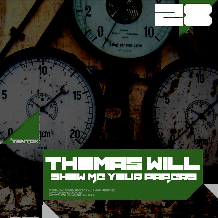 WILL, Thomas - Show Me Your Papers