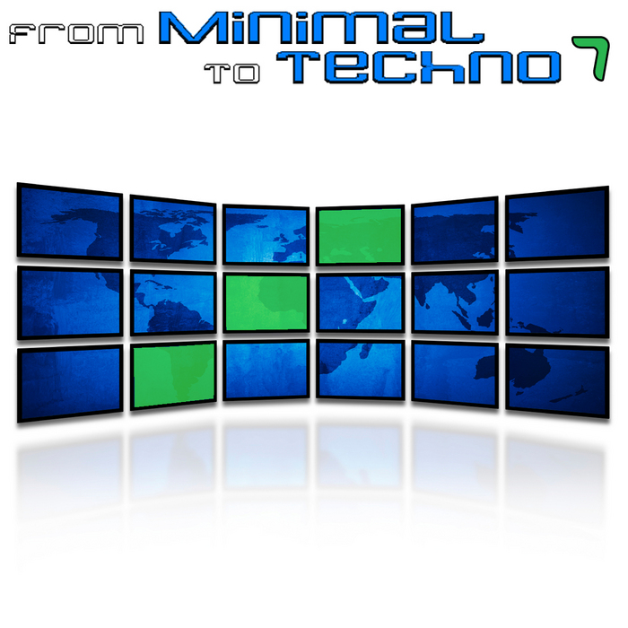 VARIOUS - From Minimal To Techno Vol 7