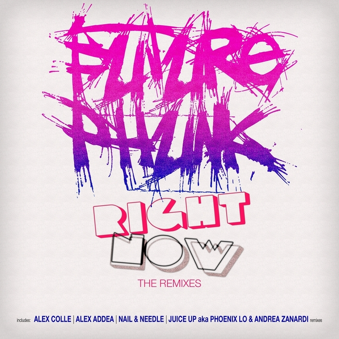 FUTURE PHUNK - Right Now (The Remixes)