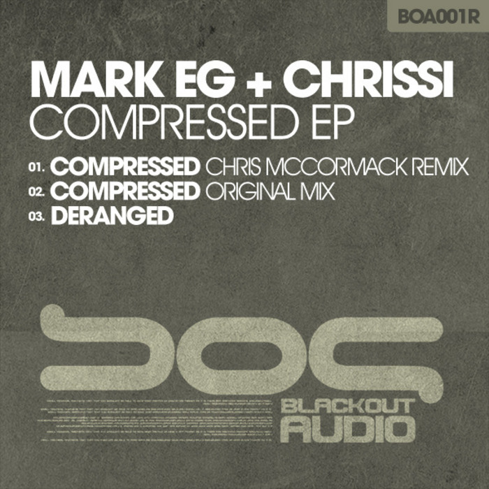 MARK EG/CHRISSI - Compressed EP
