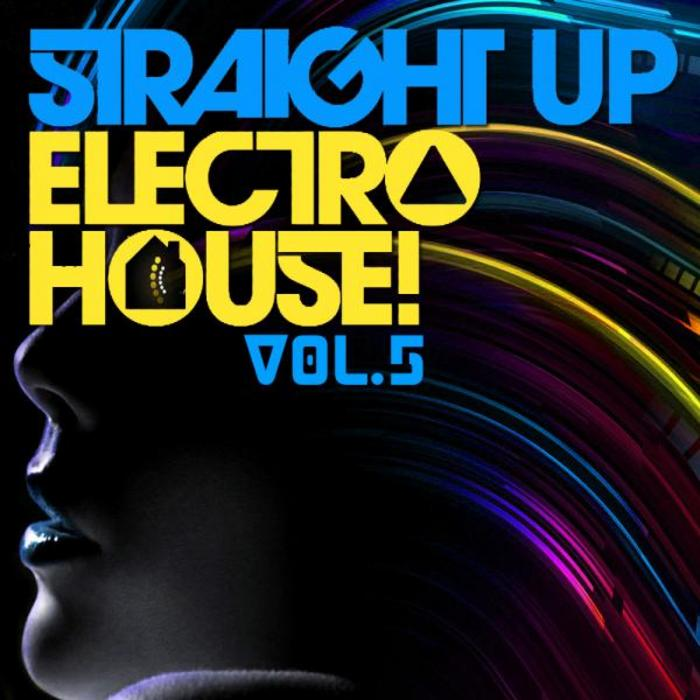 VARIOUS - Straight Up Electro House! Vol 5