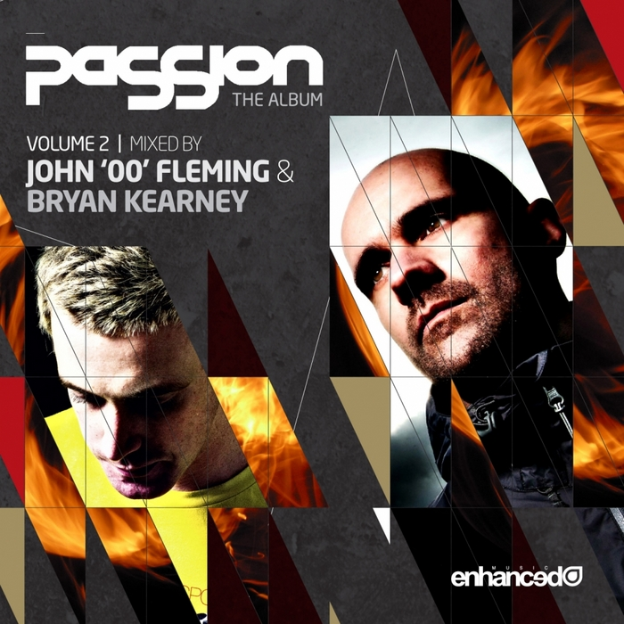 FLEMING, John 00/BRYAN KEARNEY/VARIOUS - Passion - The Album Volume Two (unmixed tracks)