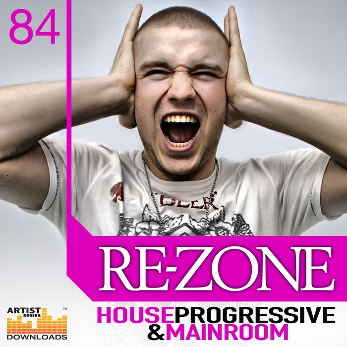 Rezone house progressive mainroom sample pack wav for Classic house sample pack