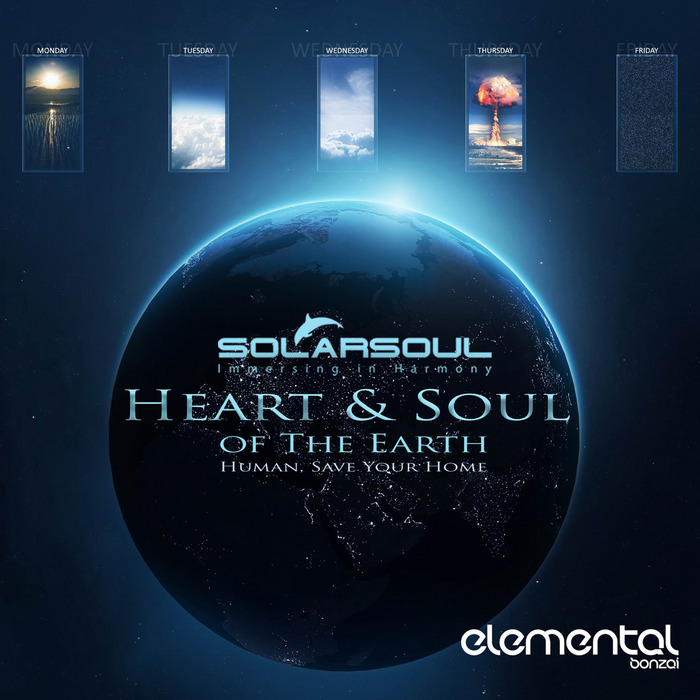 SOLARSOUL - Heart & Soul Of The Earth