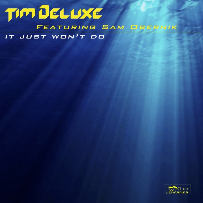 TIM DELUXE - It Just Won't Do (remixes)