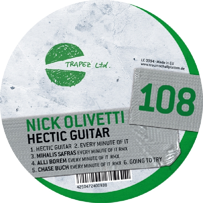 OLIVETTI, Nick - Hectic Guitar