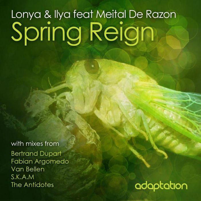 LONYA & ILYA feat METAL DE RAZON - Spring Reign