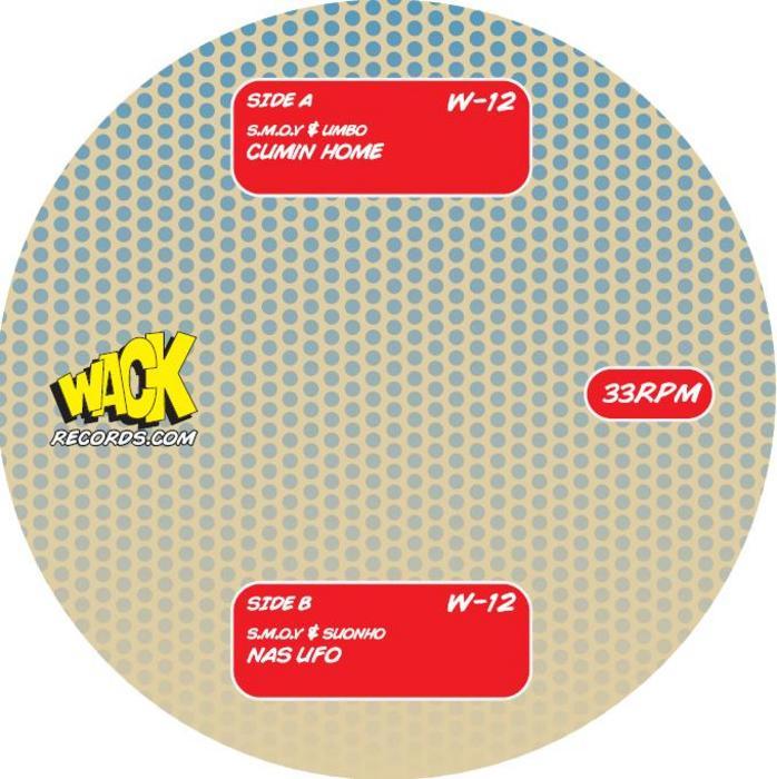 SMOV/UMBO/SUONHO - Wack 12