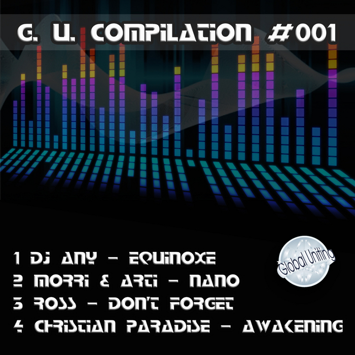 DJ ANY/MORRI & ARTI/ROSS/CHRISTIAN PARADISE - G U Compilation #001
