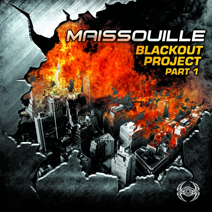 MAISSOUILLE - Blackout Project EP (Pt 1)