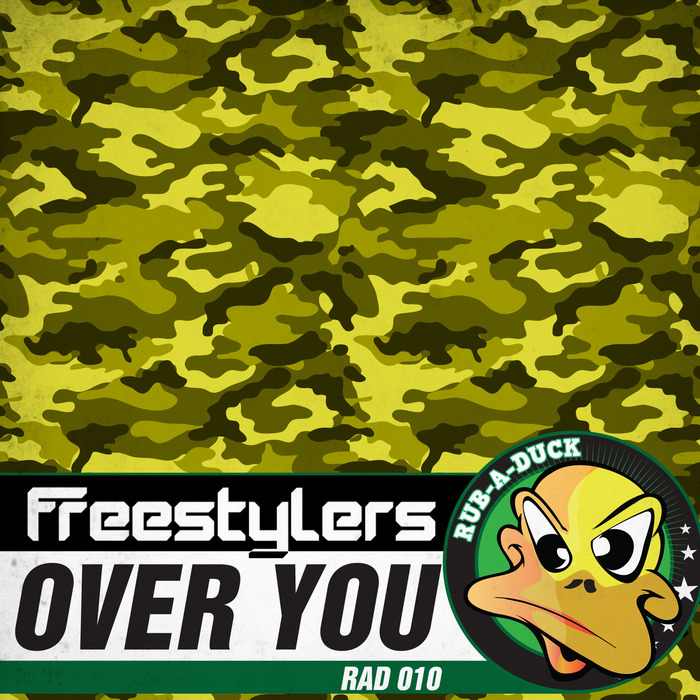 FREESTYLERS, The - Over You