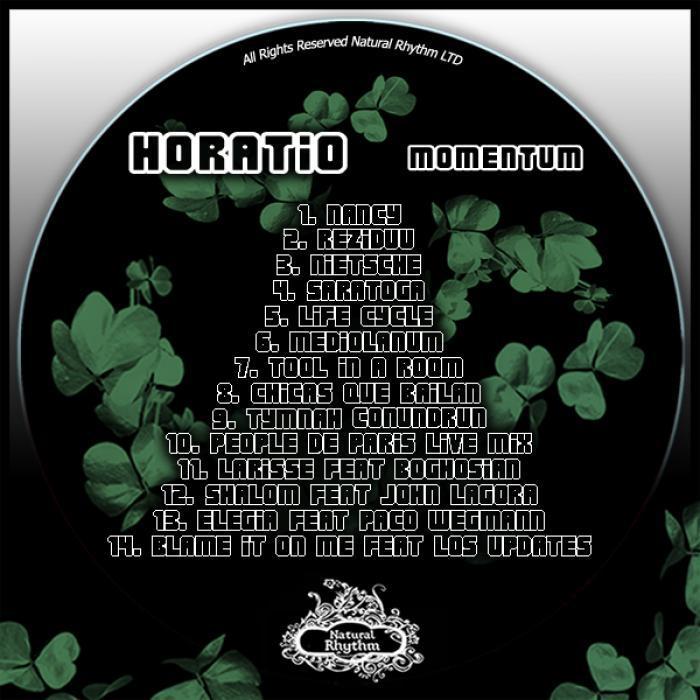 HORATIO - Momentum