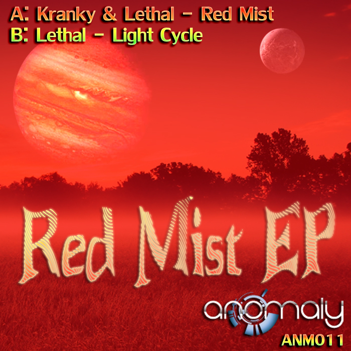 KRANKY/LETHAL - Red Mist EP