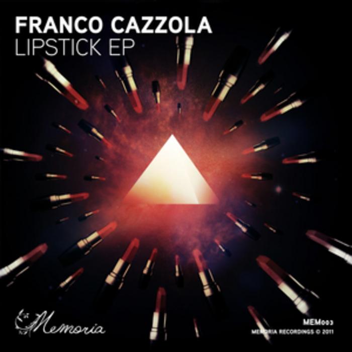 CAZZOLA, Franco - Lipstick