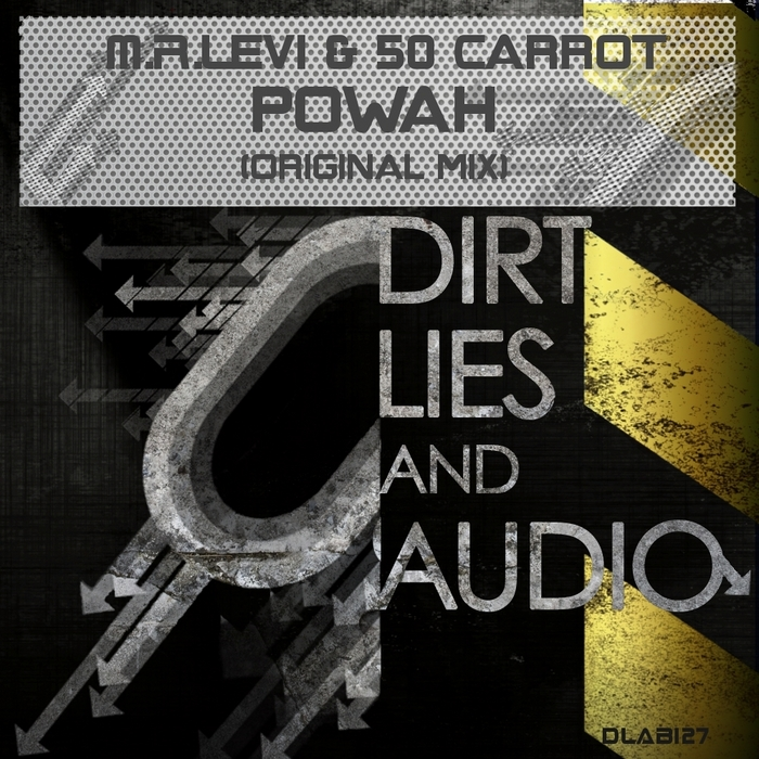 MR LEVI & 50 CARROT - Powah