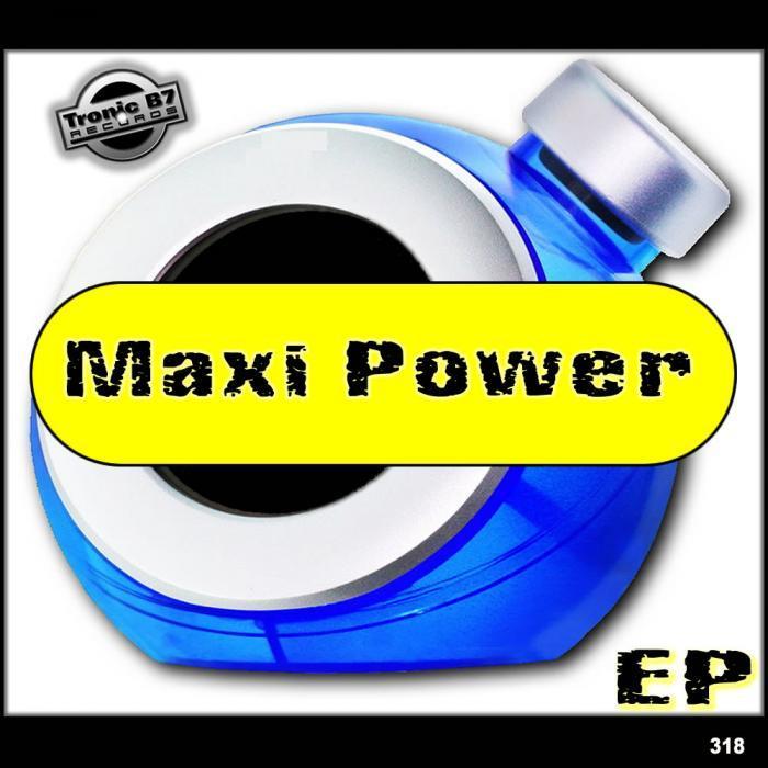 VARIOUS - Maxi Power EP