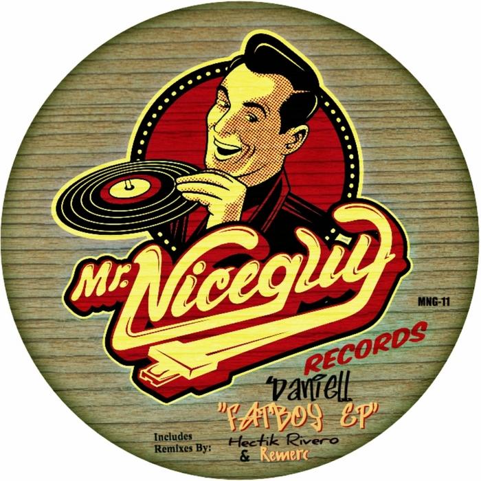 DANIELL - Fatboy EP