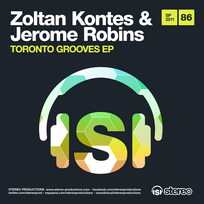 KONTES, Zoltan/JEROME ROBINS/VARIOUS - Toronto Grooves