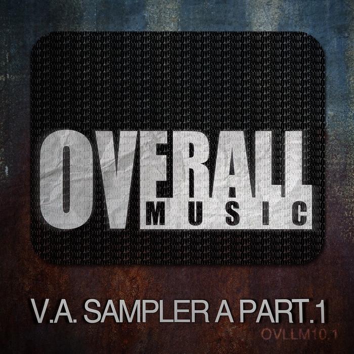 ANDRADE/KASPER/JAVIER CARBALLO/SEBASTIAN ROYA/DJOHNNY/DONRAFAEL - Sampler Part 1