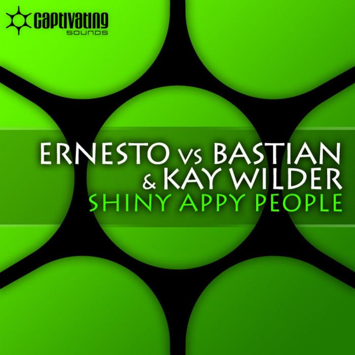 ERNESTO vs BASTIAN & KAY WILDER - Shiny Appy People
