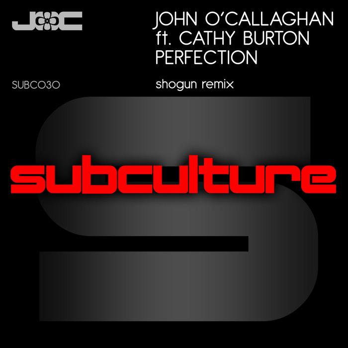 O'CALLAGHAN, John feat CATHY BURTON - Perfection