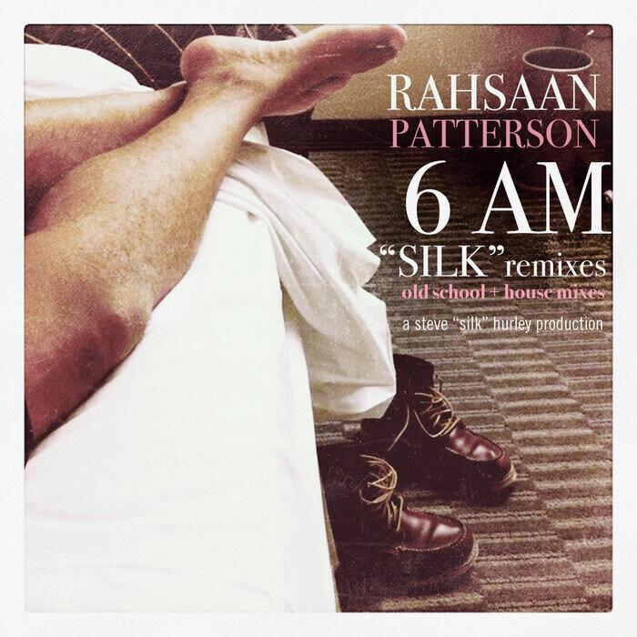 PATTERSON, Rahsaan - 6AM EP
