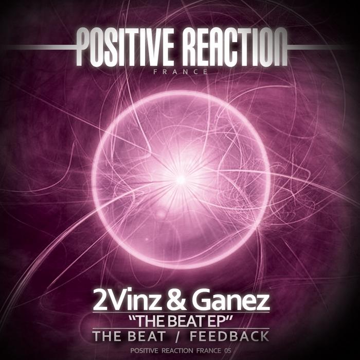 2VINZ & GANEZ - The Beat EP