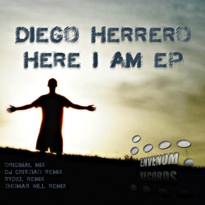 Iam A Rider Dj Mix Song Mp3: Here I Am EP By Diego Herrero On MP3, WAV, FLAC, AIFF
