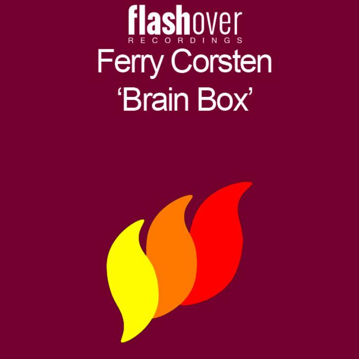 CORSTEN, Ferry - Brain Box