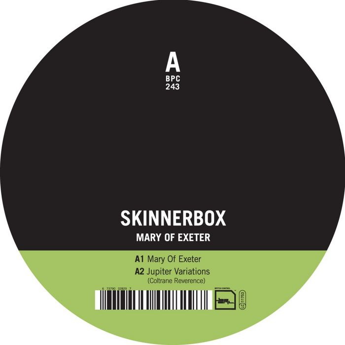 SKINNERBOX - Mary Of Exeter