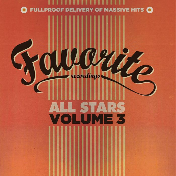 VARIOUS - Favorite All Stars Vol 3