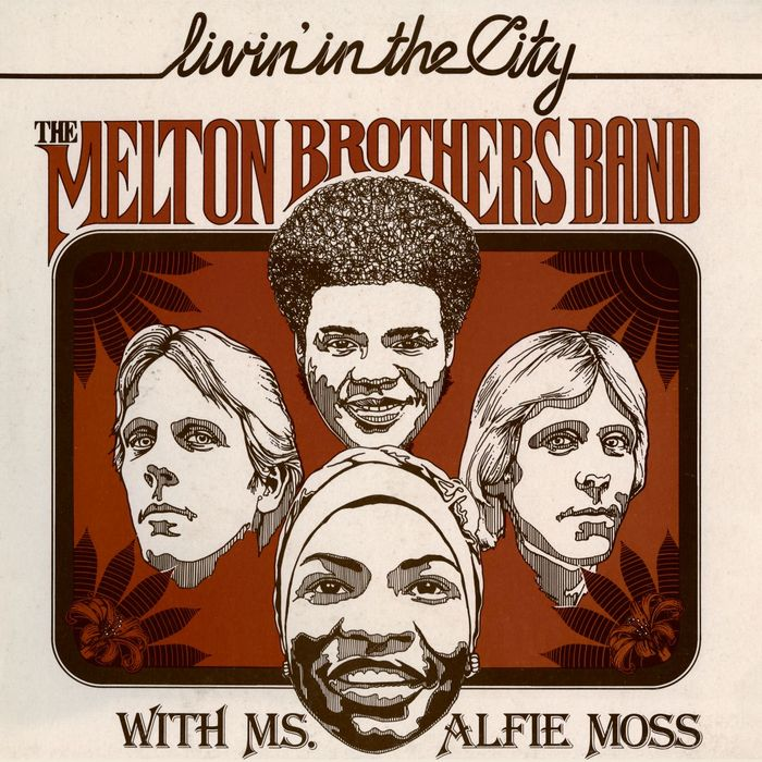THE MELTON BROTHERS BAND & ALFIE MOSS - Livin' In The City