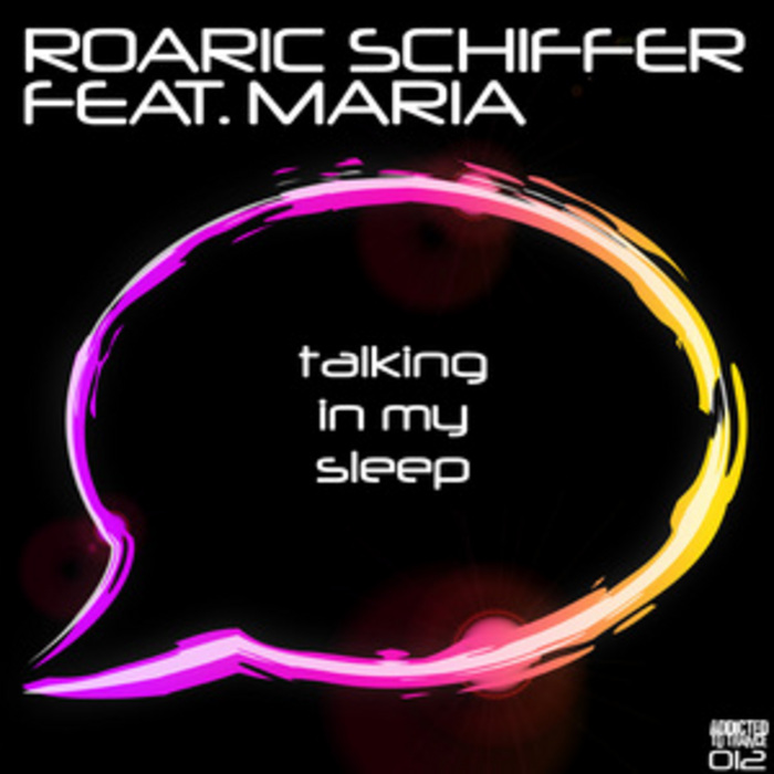 SCHIFFER, Roaric feat MARIA - Talking In My Sleep