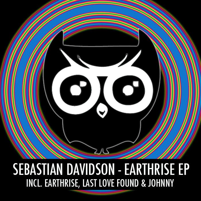 DAVIDSON, Sebastian - Earthrise EP