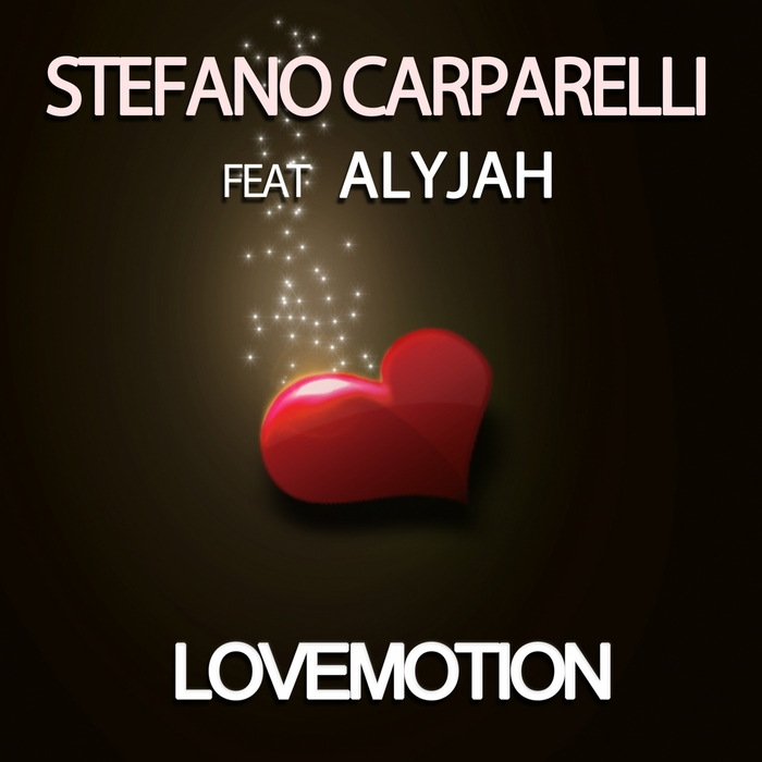 CARPARELLI, Stefano feat ALYJAH - Lovemotion