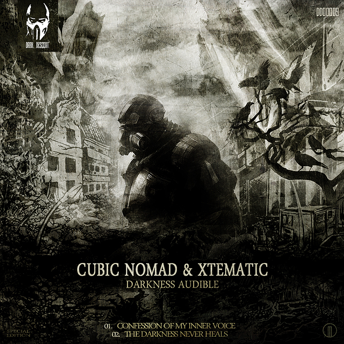 CUBIC NOMAD/XTEMATIC - Darkness Audible