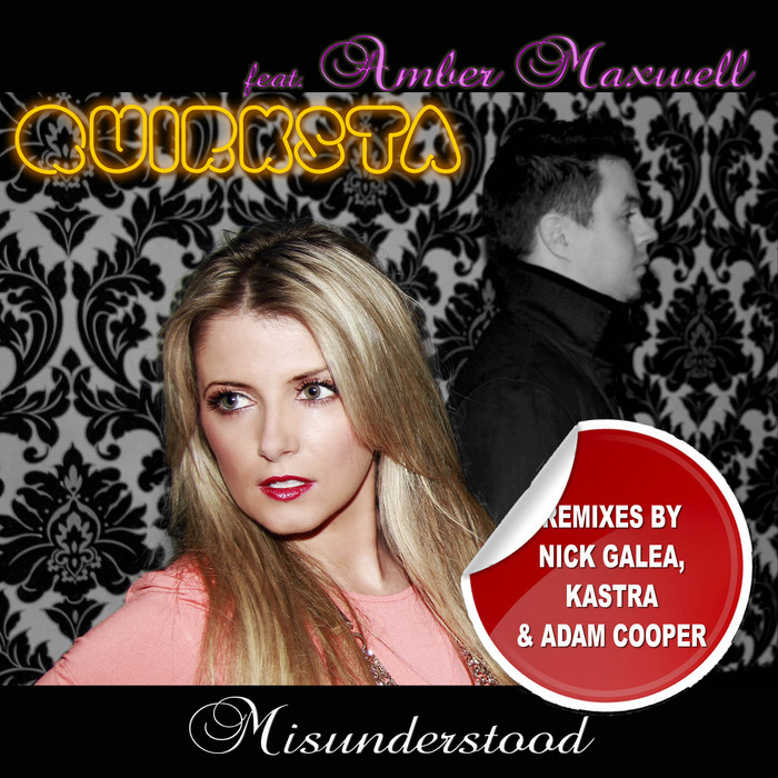 QUIRKSTA feat AMBER MAXWELL - Misunderstood (The remixes)