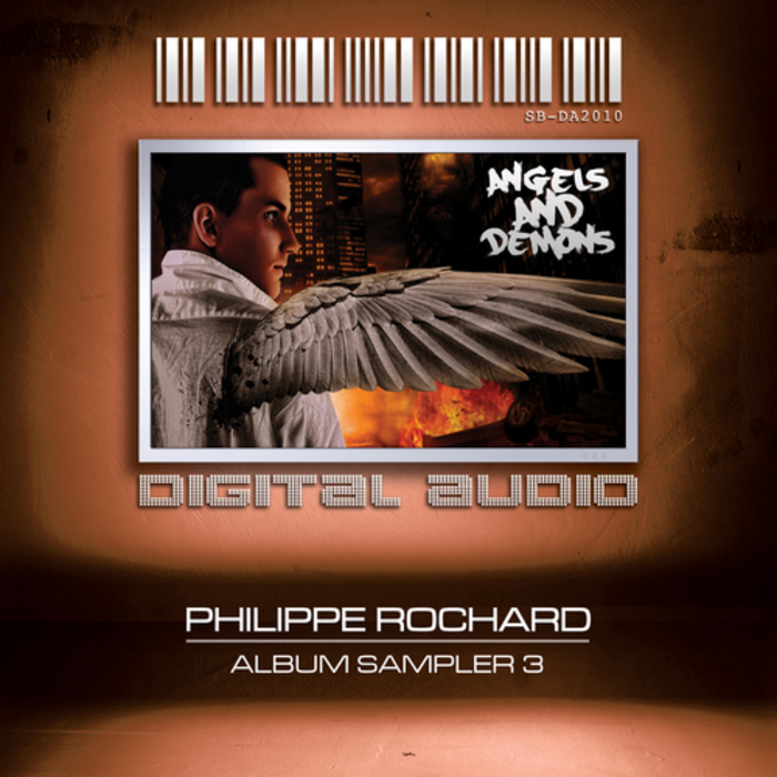 ROCHARD, Philippe - Angels & Demons (Album Sampler 003)
