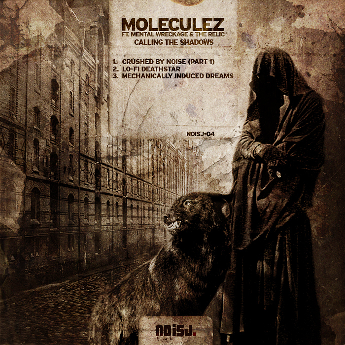 MOLECULEZ/MENTAL WRECKAGE/THE RELIC - Calling The Shadows