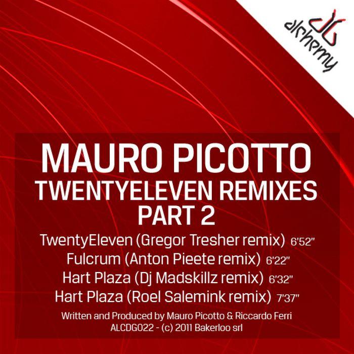 PICOTTO, Mauro - TwentyEleven (remixes Part 2)