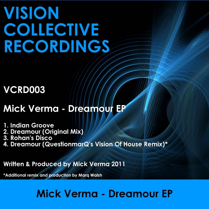 VERMA, Mick - Dreamour EP